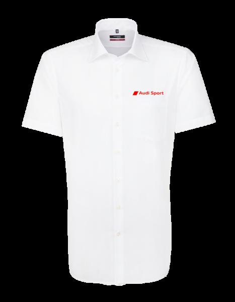 Sport short-sleeve Shirt, modern, white