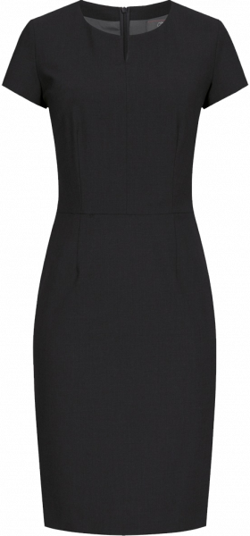Women´s shift dress, regular, black