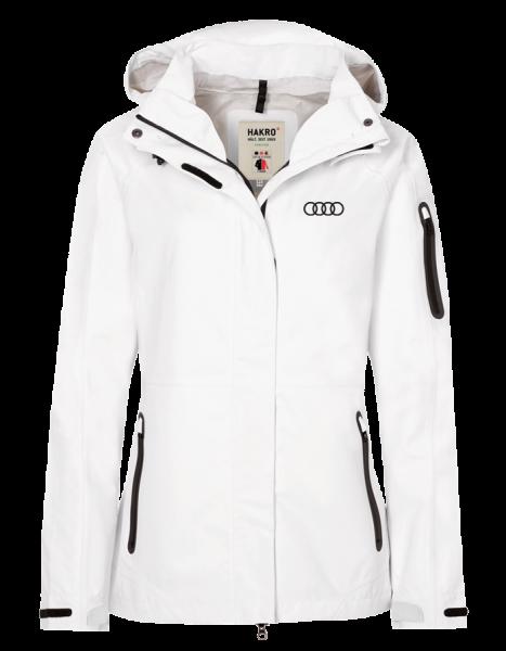 3-in-1 Women Jacket, white