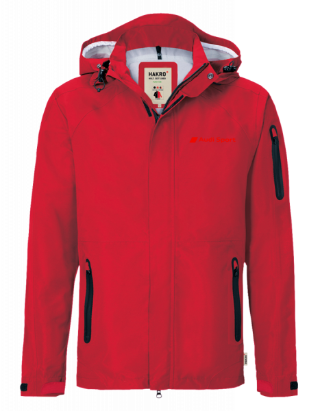 Audi Sport 3-in-1 Men´s Jacket, red