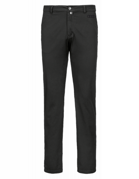 Men´s Chino Trousers, black