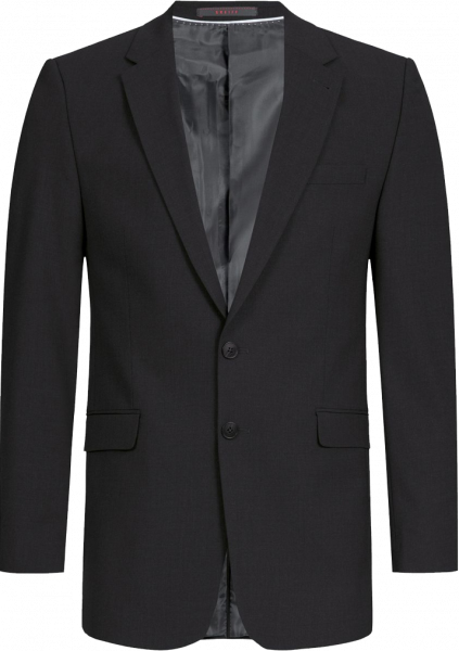 Men´s Jacket, Premium, regular, black