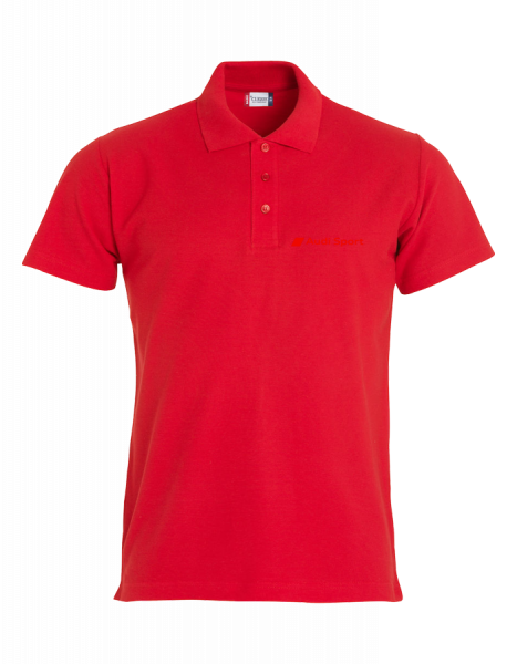 Sport Men´s Polo, Classic, red