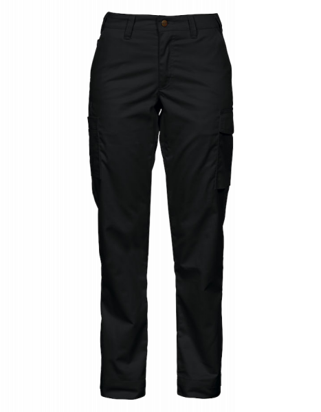 Women Cargo Pants, black