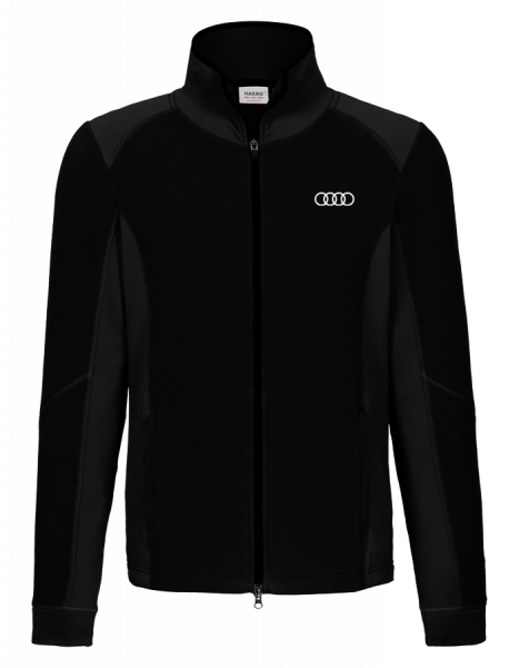 Men´s Stretchfleece Jacket, black