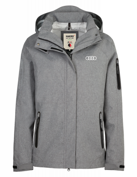 3-in-1 Women Jacket, grey