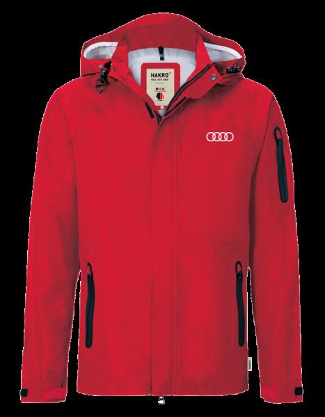 3-in-1 Men´s Jacket, red
