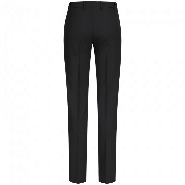 Women´s trousers, Premium, regular, ml, black