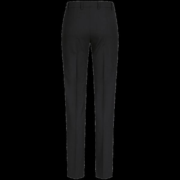 Damen Hose, Premium, regular, mL, schwarz